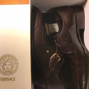 Versace Shoes Men Size 11